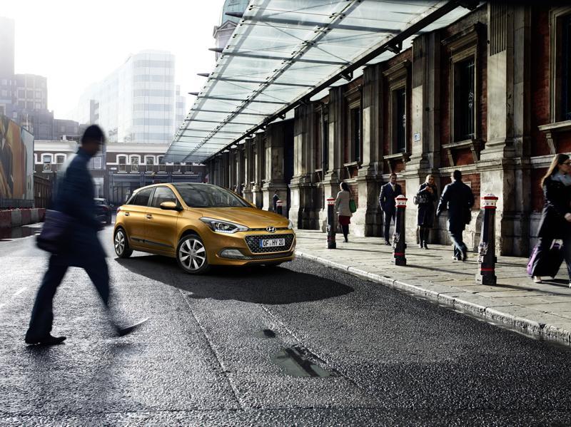 Nowa Generacja Hyundai I20 W Auto Res Miłocin Rzesz 243 W
